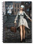Ageless Fashion Spiral Notebook