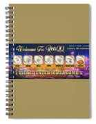 Agen Poker Spiral Notebook