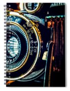 Agfa Record II Spiral Notebook