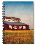 Aggie Barn 2015 Spiral Notebook