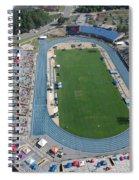 Aggie Track Spiral Notebook