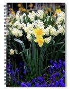 Aggie's Garden Spiral Notebook