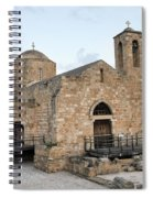Agia Kyriaki, Paphos, Cyprus Spiral Notebook
