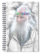 Aging Boomer Spiral Notebook