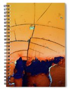 Aging In Colour 4 Spiral Notebook