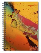Aging In Colour 5 Spiral Notebook
