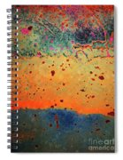 Aging In Colour Spiral Notebook