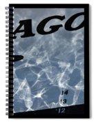 Ago 14 13 12 Spiral Notebook