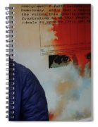 Agreed To Agree Spiral Notebook