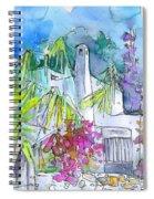 Agua Amarga 02 Spiral Notebook