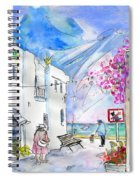 Agua Amarga 06 Spiral Notebook