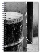 Agua Spiral Notebook