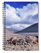 Aguas Vicunas Spiral Notebook
