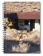 Aguereberry Camp - Death Valley Spiral Notebook