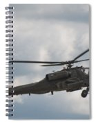 Ah-64 Apache Spiral Notebook