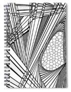 Ah Well Spiral Notebook