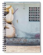 Ahab Spiral Notebook