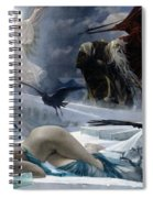 Ahasuerus At The End Of The World Spiral Notebook