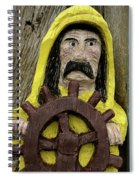 Ahoy Mate Spiral Notebook