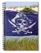 Ahoy Ye Matey Spiral Notebook