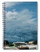 Ahuachapan Color 3 Spiral Notebook