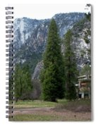 Ahwahnee Setting Spiral Notebook