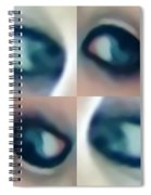 Aicrossi Spiral Notebook