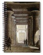 Aida Set, 1871 Spiral Notebook