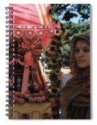 Aide-de-camp Spiral Notebook