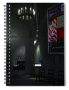 Aids Interfaith Memorial Chapel - San Francisco Spiral Notebook