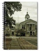 Aiken County Courthouse Spiral Notebook