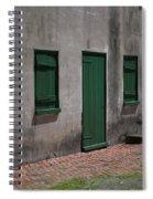 Aiken Doors Spiral Notebook