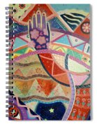 Aim High Spiral Notebook