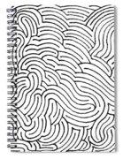 Aimless Spiral Notebook