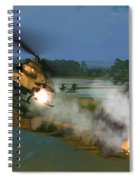 Air Conflicts Vietnam Front Spiral Notebook
