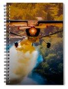 Air Show Spiral Notebook