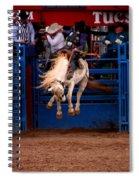 Airborne Spiral Notebook