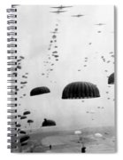 Airborne Mission During Ww2  Spiral Notebook