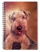 Airedale Spiral Notebook