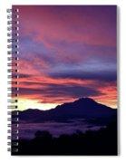Akinabalu 1 Spiral Notebook