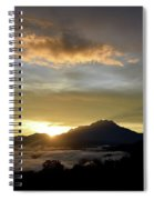 Akinabalu 3 Spiral Notebook