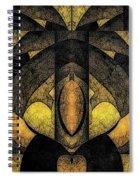 Akkorokamui Spiral Notebook