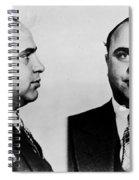 Al Capone Spiral Notebook