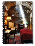 Al Capone's Cell - Eastern State Penitentiary Spiral Notebook