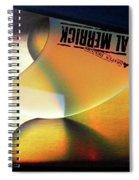 Al Merrick Spiral Notebook
