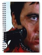 Al Pacino @ Scarface #1 Spiral Notebook
