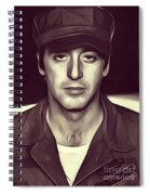 Al Pacino, Actor Spiral Notebook