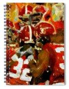 Alabama Celebrate Spiral Notebook