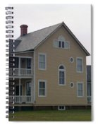 Alabama Coastal Home Spiral Notebook