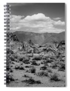 Alabama Hills Spiral Notebook